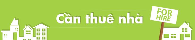 can cho thue nha